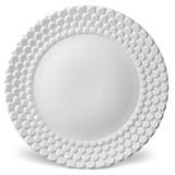 Aegean Sculpted White Dinnerware
