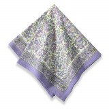 Lavender Purple Napkins 19 x 19 in, Six