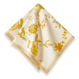 Treetop Yellow/Green Napkins 19 x 19 in, Six