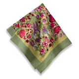 Jardin Red/Green Napkins 19 x 19 in, Six
