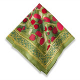 Fruit Red/Green Napkin 19 x 19 in, Six