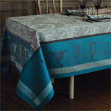 Flanerie Givre Easy Care Table Linens