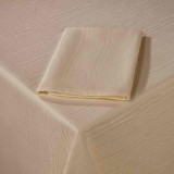 Elm Table Linens Ivory