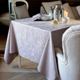 Mille Charmes Taupe Table Linens