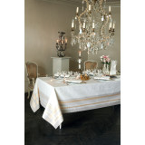Galerie Des Glaces Vermeil Easy Care Table Linens