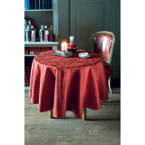 Mille Charmes Ruby Table Linens
