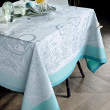Mysterieuse Emeraude Easy Care Table Linens