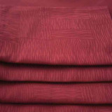 Organic Table Linens Burgundy