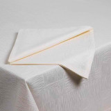 Organic Table Linens Ivory