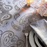 Pashmina Marron Glace Easy Care Table Linens