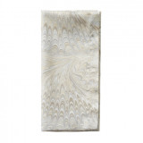 Firenze Cappuccino Napkin 22 in. sq