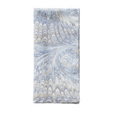 Firenze Delft Blue Napkin 22 in. sq