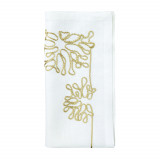 Freeform White/Natural Napkins