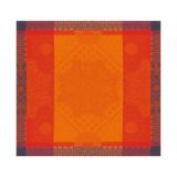 Seville Tangerine 23x23 Napkin