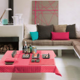 Esprit Couture Lipstick Pink Table Linens