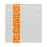 Filigrane Grey Napkin Square 21 in