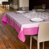 Galerie Parisienne Light Mauve Table Linens