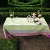 Jardin Royal Green Table Linens