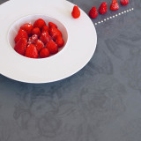 Pivoine Grey Table Linens