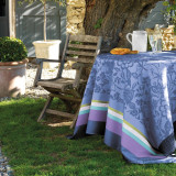 Provence Lavender Blue Table Linens