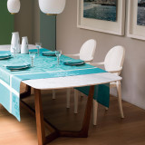 Siena Celadon Table Linens