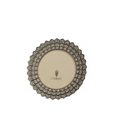 Deco Noir Round Picture Frames 4 inch round picture frame