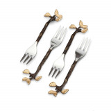 Mullbrae Cocktail Forks 5 in (Set of 4)