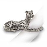 Four Jaguar Napkin Rings