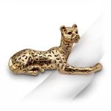 Jaguar Gold Four Napkin Rings