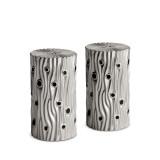 Bois de Platine S&P Shakers - Set of 2