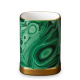 Malachite Pencil Cup