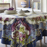 Arne Indigo Table Linens