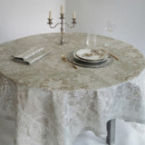 Rialto Frost Table Linens