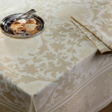 Toscane Champagne Table Linens