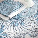 Ceylan Blue Table Linens
