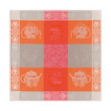 Darjeeling Coated Terracotta Napkin Square 22 in
