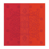 Villa Toscane Coated Opera Red Napkin Square 22 in