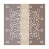 Villa Toscane Coated Marbel Napkin Square 22 in