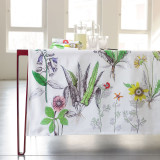 Afleur Blanc Table Linens