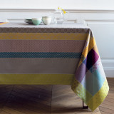 Tea Time Sauge Table Linens