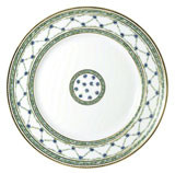 French china dinnerware Limoges monogrammed | Gracious Style