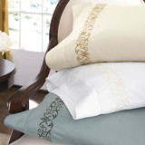 Luxury Bedding Duvet Sheets Shams Pillow | Gracious Style