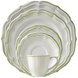 Gracious Style Casual Banded Dinnerware