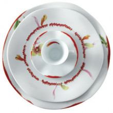 Formal Patterned China Dinnerware | Gracious Style