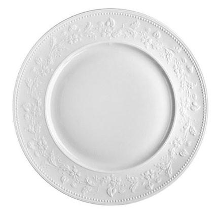 Georgia White Dinnerware   Gracious Style
