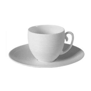 Hemisphere White  Coffee & Tea Service   Gracious Style