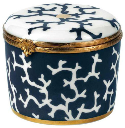 Cristobal Marine Candle Box   Gracious Style