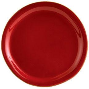 Rosso Vecchio Red Dinnerware | Gracious Style