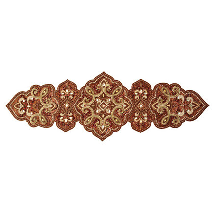 Marrakech Runner - Gold/Tortoise | Gracious Style