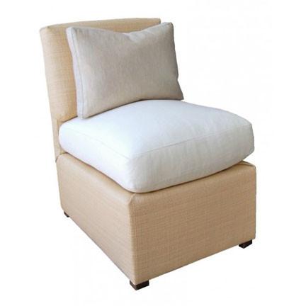 Slipper Chair   Gracious Style